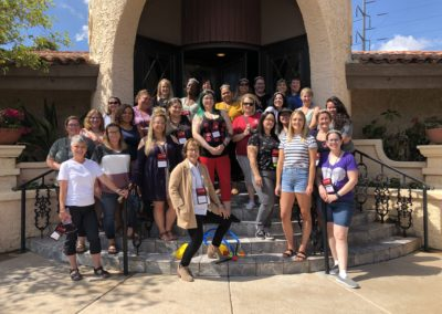 Coalition B Women's Weekend Retreat 2019